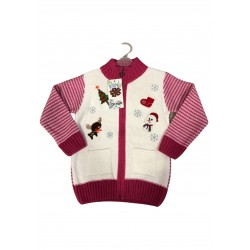 Warm jacket for girl
