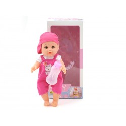 Doll with accessories