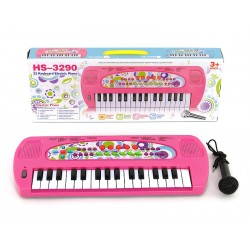 Electric piano with a...