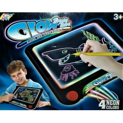 Magical drawing board with...