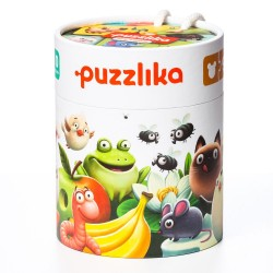 Educational duo puzzles My...