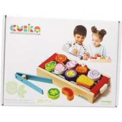 Educational Eco wooden game...