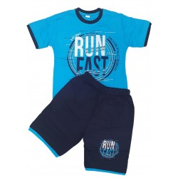 T-shirt with shorts for boys