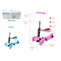 Scooter 3in1