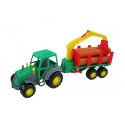 Polesie Tractor with a...