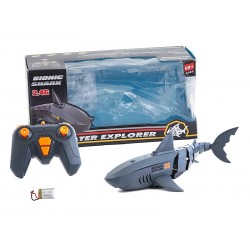 Shark with remote control