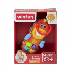 Smil Play-WinFun Silly Face...